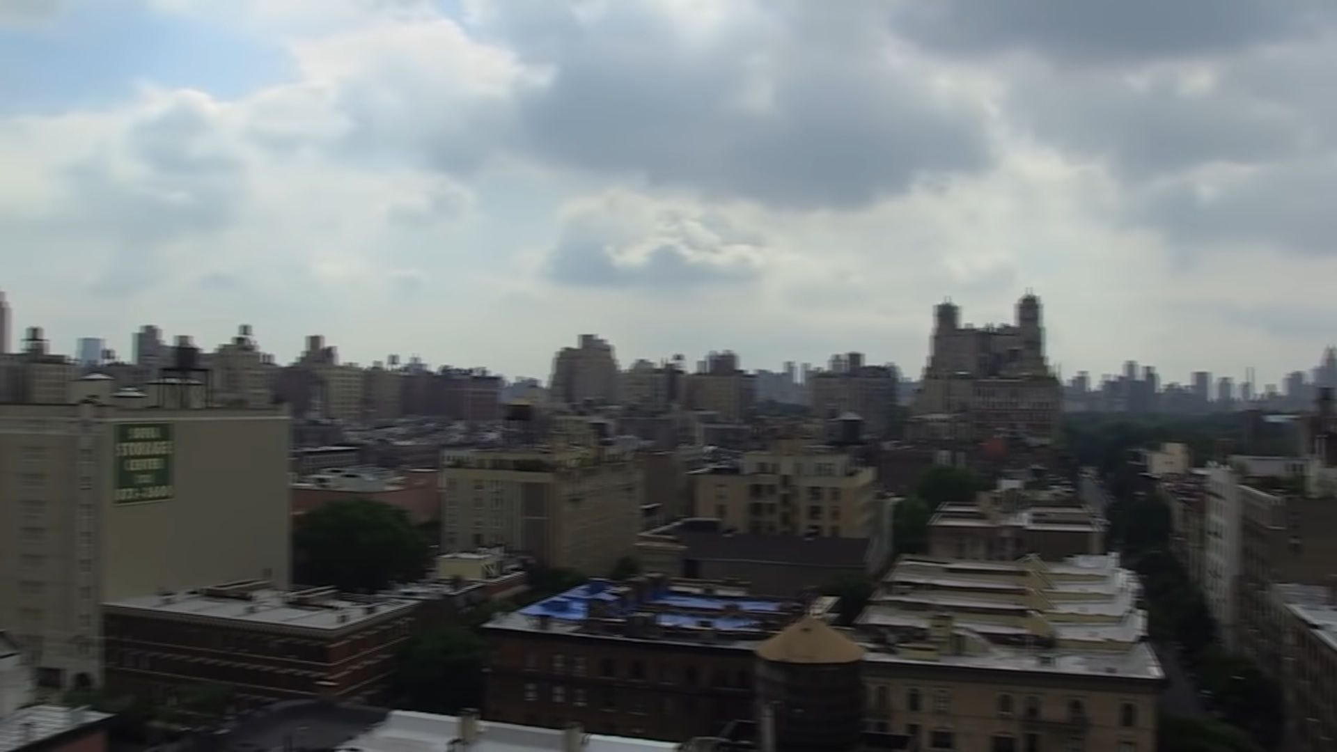 The Upper West Side of Manhattan, from a promotional video for Bleeding Edge