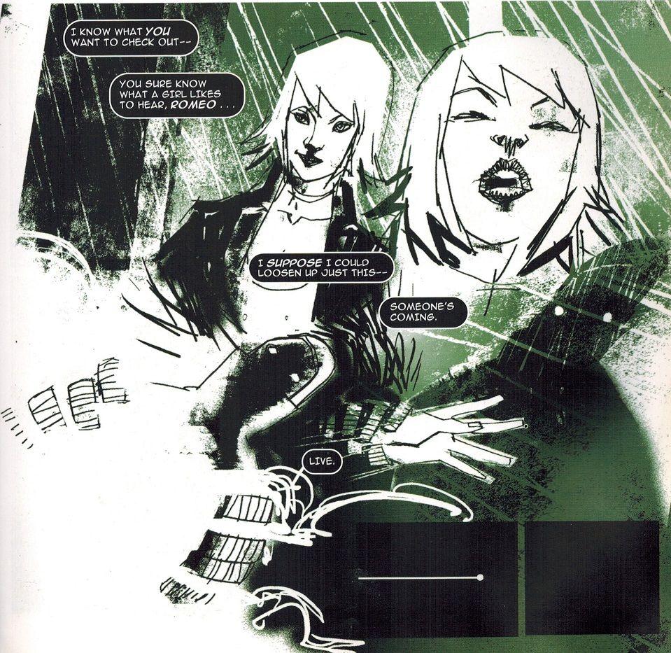 The Surrogates, written by Robert Venditti, art by Brett Weldele
